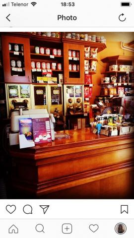 Coffee shop RAS Požarevac